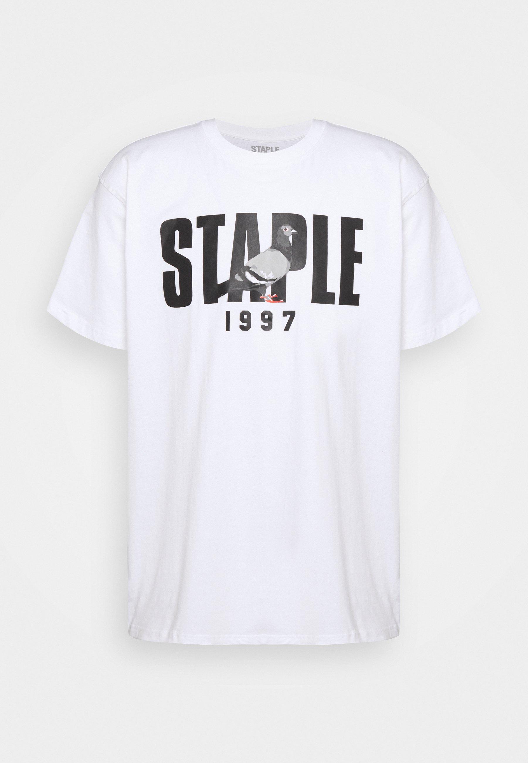 Men 1997 LOGO TEE UNISEX  - Print T-shirt