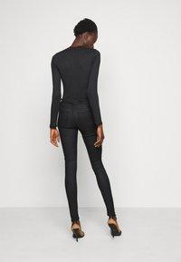 River Island Tall - Jeans Skinny Fit - black denim - 2