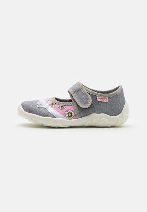 BONNY - Pantofole - grau