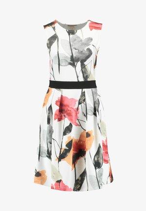 Koktejlové šaty/ šaty na párty - white/red/black