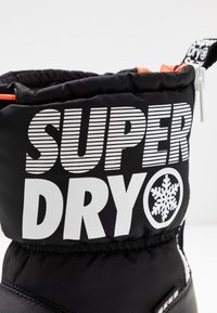 Superdry - JAPAN EDITION - Winter boots - black - 2