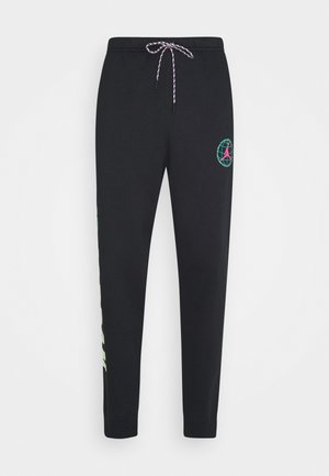 MOUNTAINSIDE PANT - Tracksuit bottoms - black