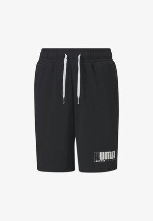 Sports shorts - puma black