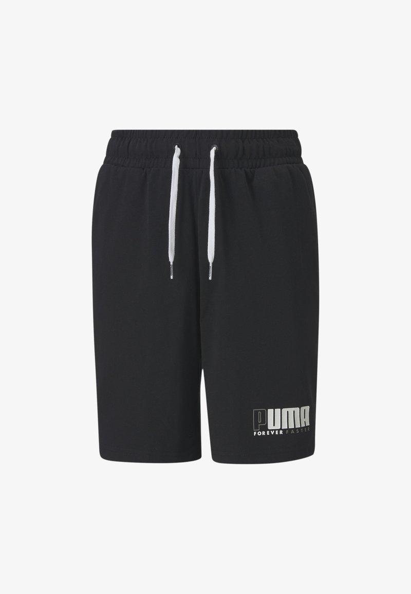 Puma - Sports shorts - puma black