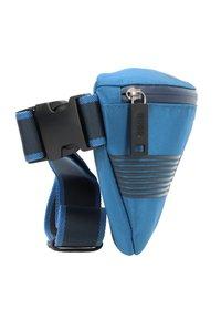 BOSS - PIXEL GÜRTELTASCHE 29 CM - Bum bag - bright blue - 4