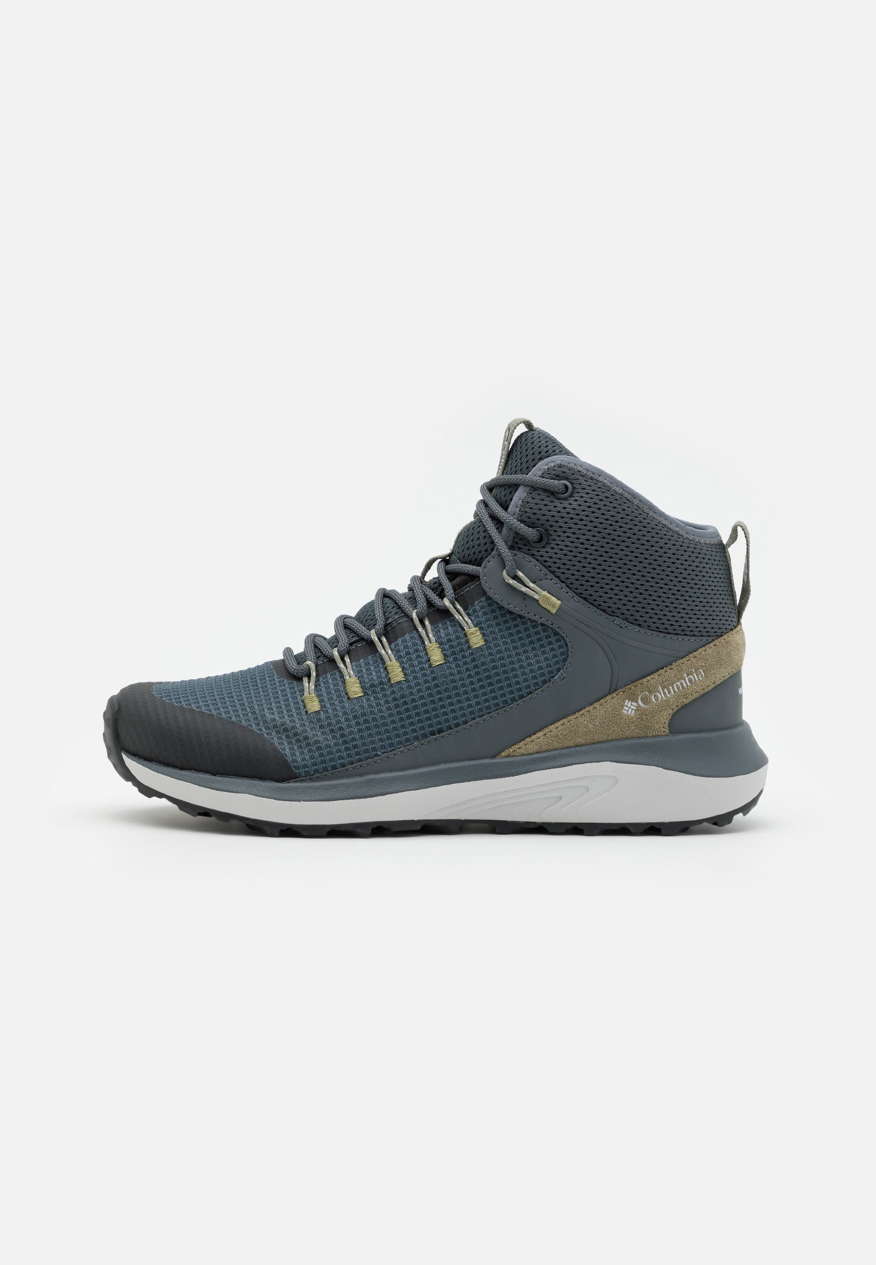Men TRAILSTORM MID WATERPROOF - Hiking shoes