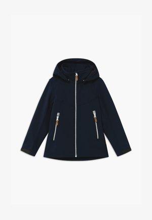 VANDRA UNISEX - Soft shell jacket - navy