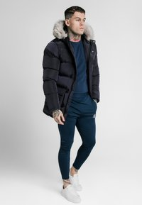 SIKSILK - STOP PUFF - Cappotto invernale - navy - 1