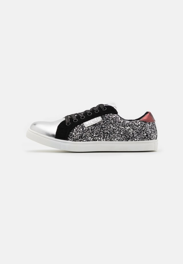 GARINA - Sneakers laag - argent