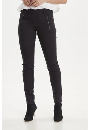 ZAPANT  - Trousers - black