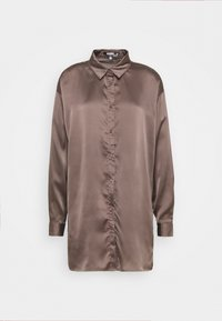 Missguided Tall - OVERSIZED - Blouse - brown - 0