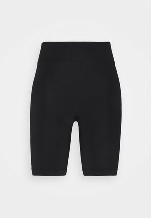 PIPER BIKER PANTS - Shorts - black