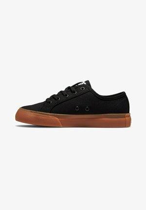 Sneakers laag - black/gum
