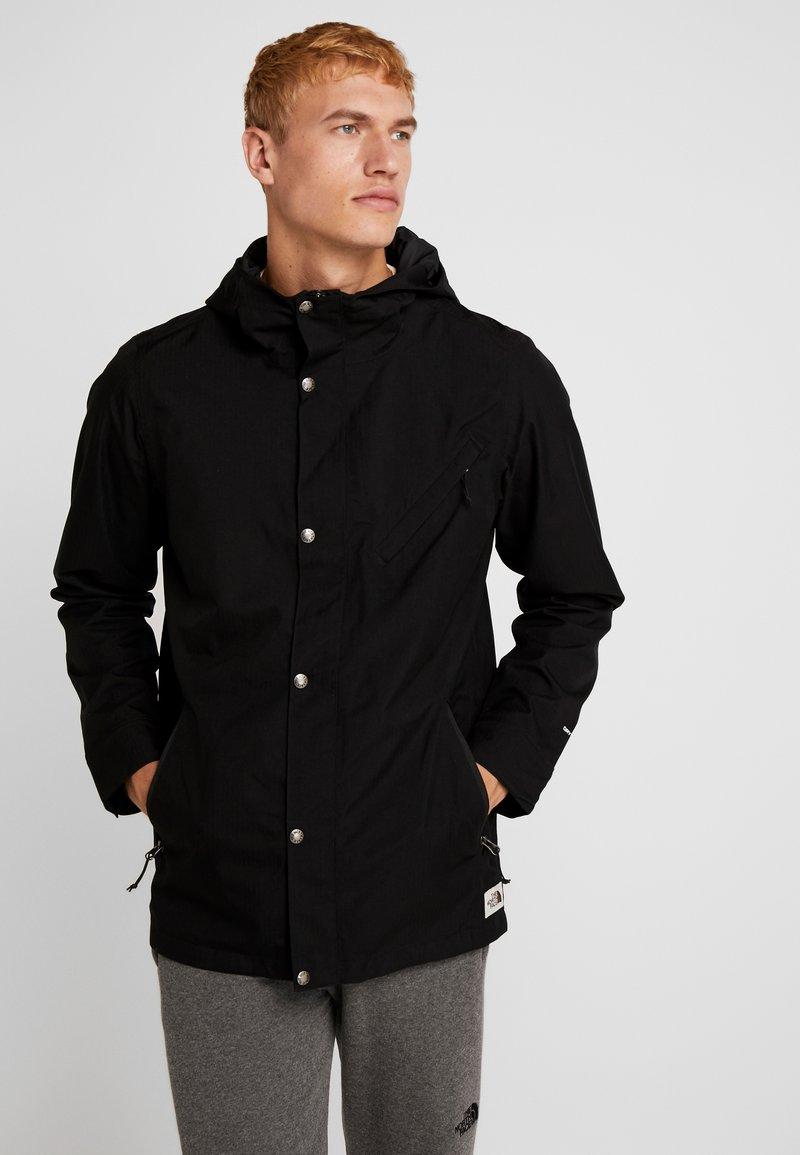 The North Face - SHELLMOUND - Outdoor jakke - black