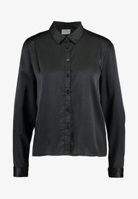 JDY - JDYFIFI  - Button-down blouse - black - 4