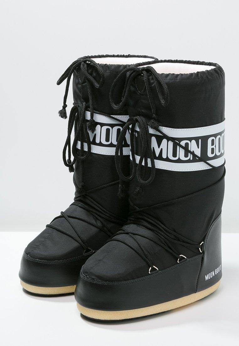 Moon Boot Vinterstøvler - Black/svart