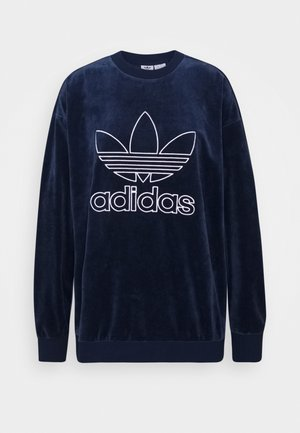 CREW SPORTS INSPIRED  - Sweatshirts - collegiate navy/white