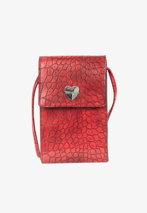 DAPHNE - Across body bag - red