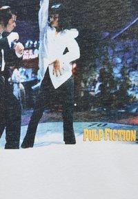 PULL&BEAR - Print T-shirt - white - 9