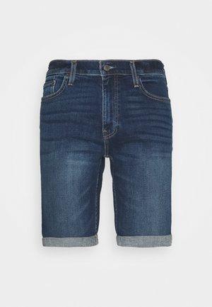 Denim shorts - dark clean
