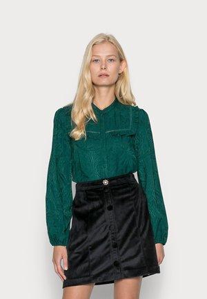 LAPOUSSIERE - Skjortebluser - lapoussiere vert