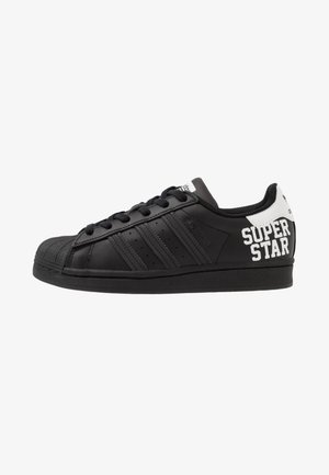 2020-04-02 SUPERSTAR SHOES - Sneakersy niskie - core black/footwear white