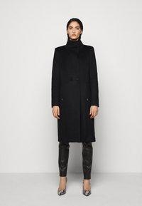 Patrizia Pepe - CAPPOTTO - Classic coat - nero - 1