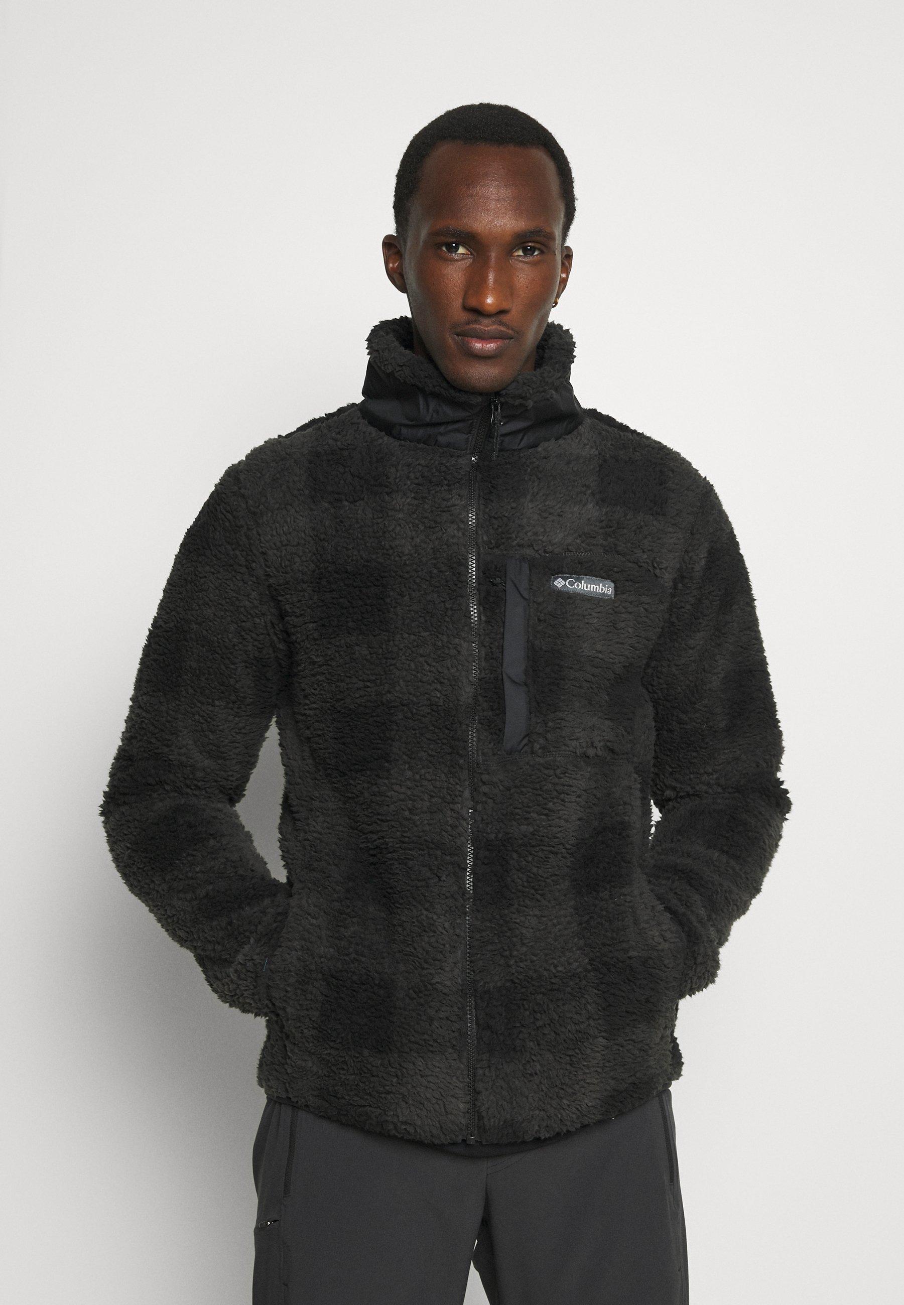 Men WINTER PASS™ PRINT FULL ZIP - Fleece jacket