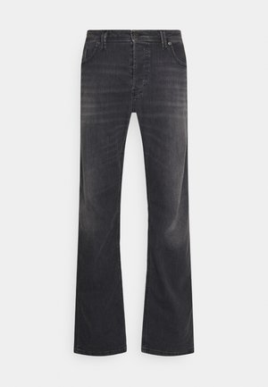 LARKEE-X - Straight leg jeans - washed black
