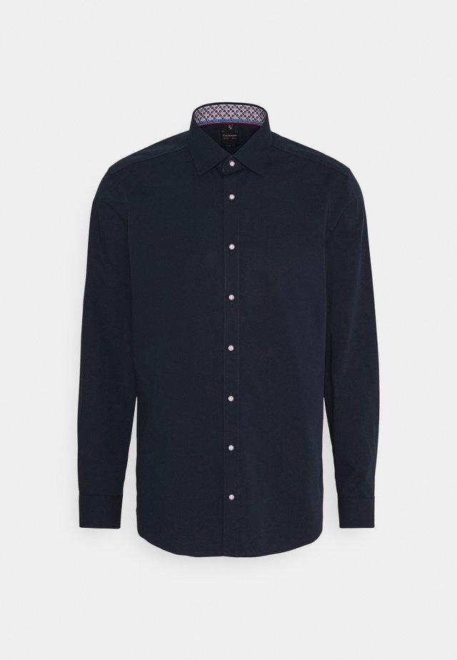 Formal shirt - kobalt