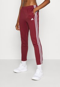 adidas Performance - SNAP PANT - Trainingsbroek - legred - 0