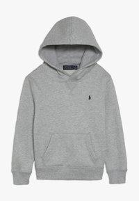 Polo Ralph Lauren - HOOD - Hoodie - light grey heather - 0