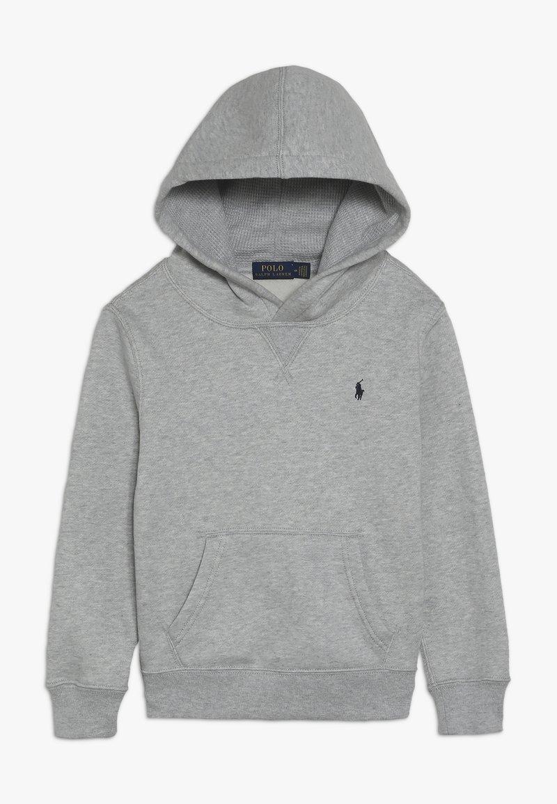Polo Ralph Lauren - HOOD - Hoodie - light grey heather