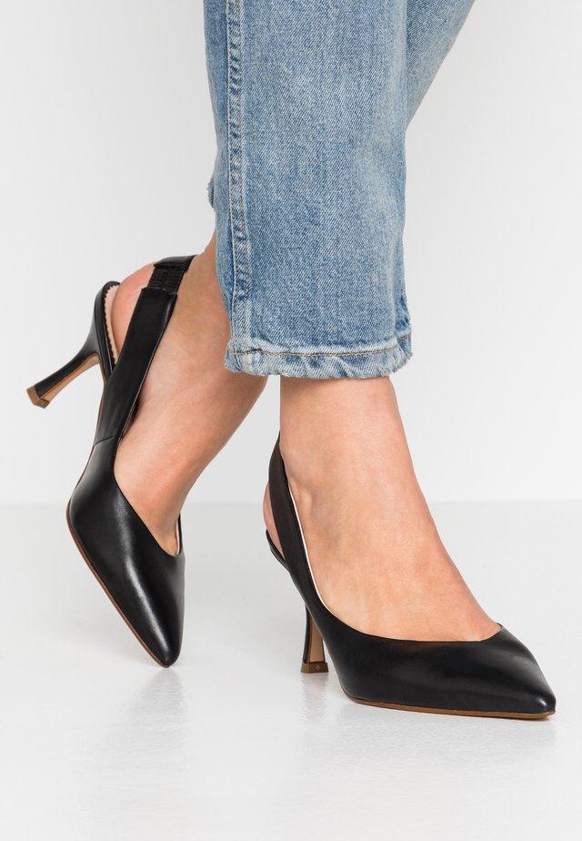 COOK - High heels - nero