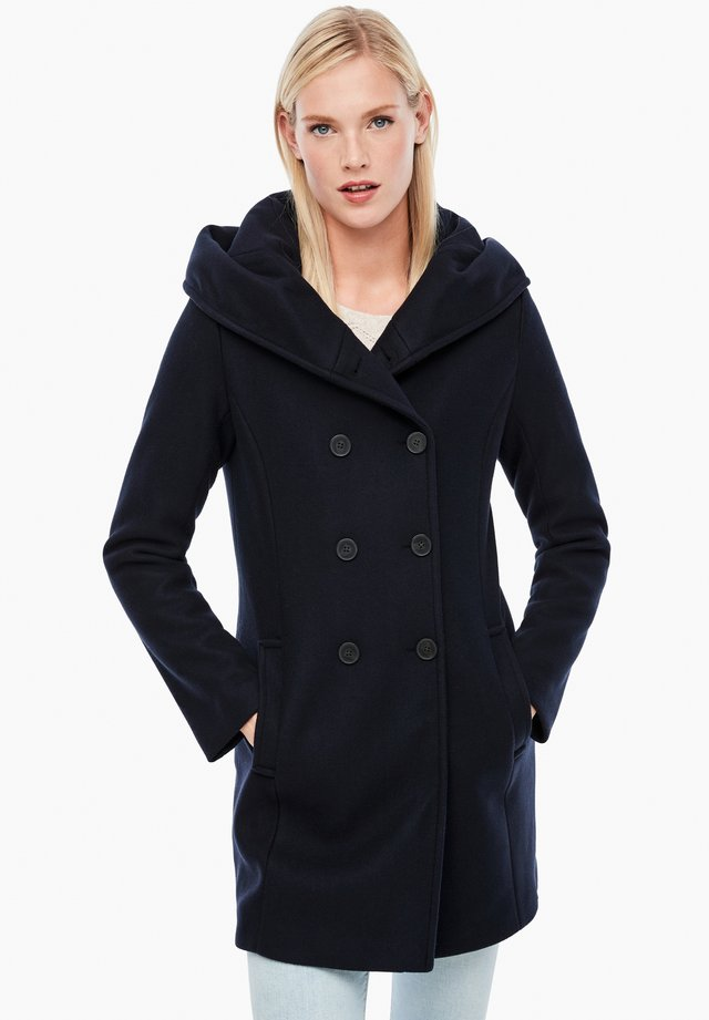 Short coat - navy