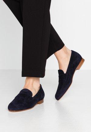 Slip-ons - dark blue