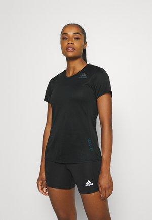 HEATRDY TEE - Camiseta estampada - black