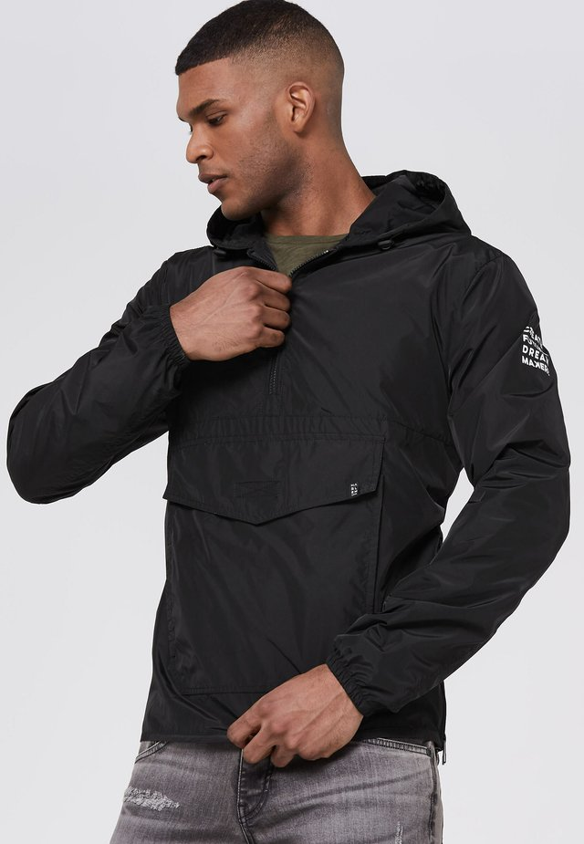 KNOX-VILLE - Windbreaker - black