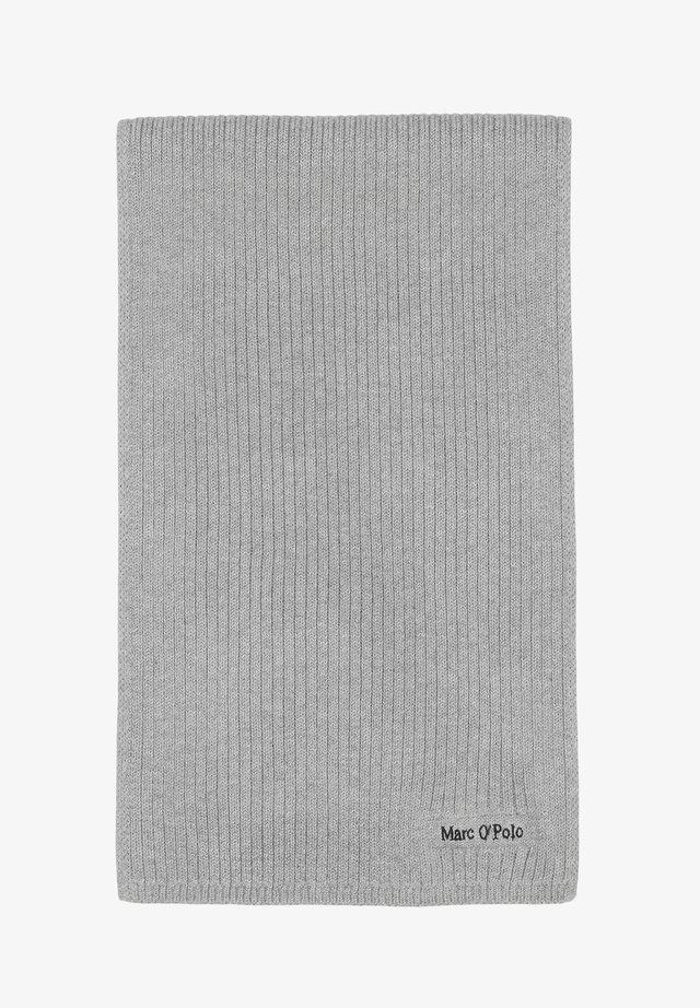 Szal - grey melange