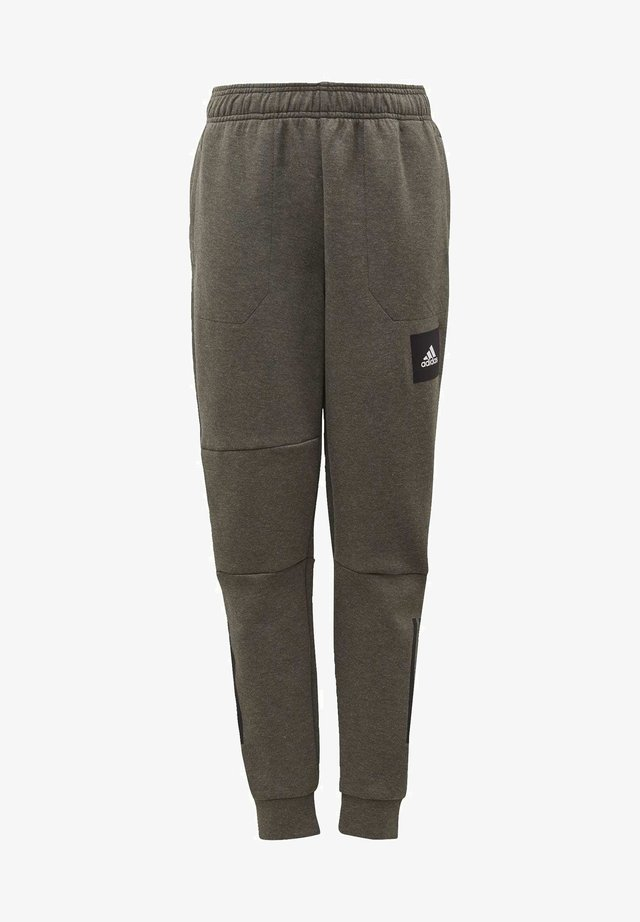 MUST HAVES - Tracksuit bottoms - brown