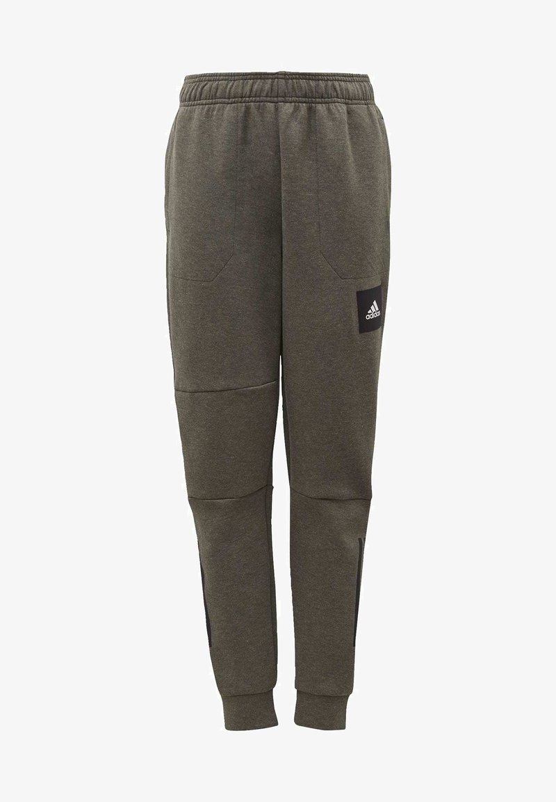 adidas Performance - MUST HAVES - Tracksuit bottoms - brown