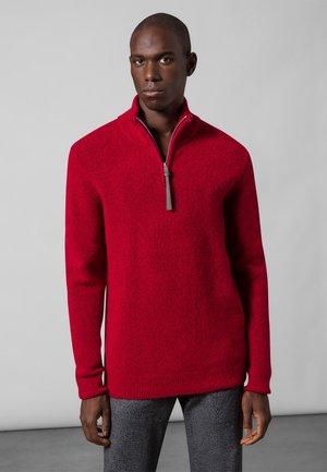 SCOTT - Fleece jumper - jester red