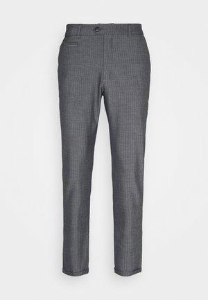 MALUS SUIT PANTS - Trousers - dark blue