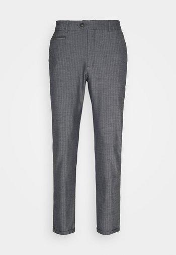 MALUS SUIT PANTS - Kalhoty - dark blue