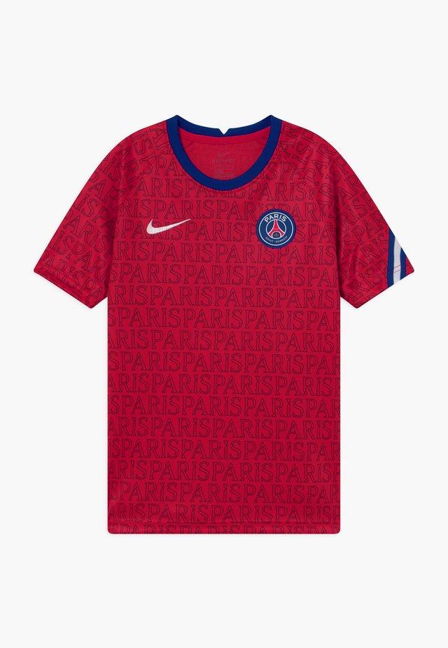 PARIS ST GERMAIN - Club wear - university red/white