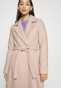 ONLY - ONLGINA WRAP COAT  - Classic coat - humus - 5