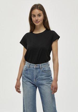 LETI - Basic T-shirt - black