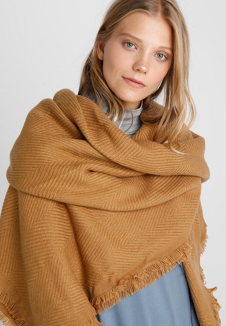 Anna Field - Tørklæde / Halstørklæder - camel