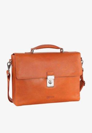 RFID  - Briefcase - orange