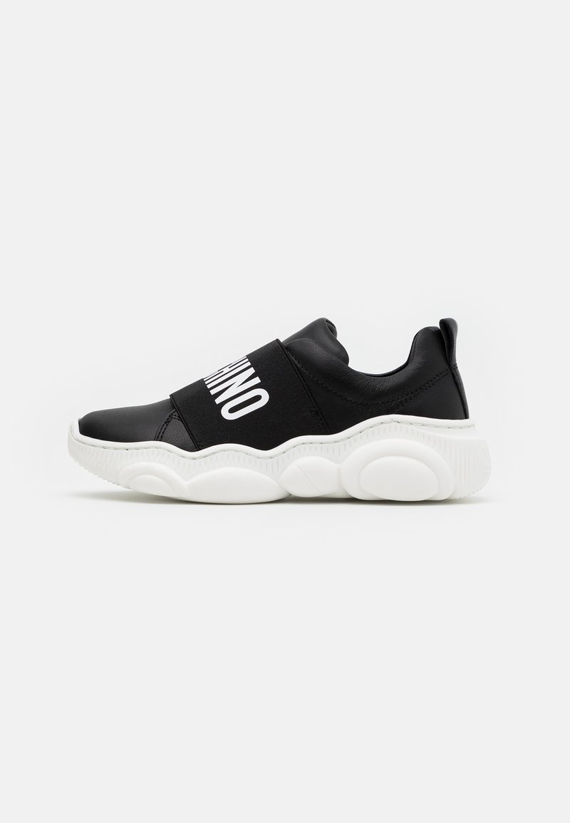 MOSCHINO - UNISEX - Trainers - black